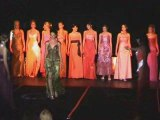 Miss Dunkerque 2009 Robes du soir