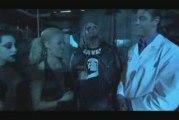 Tna Slammiversary 2009 Dr. Stevie, Raven & Daffney Backstage