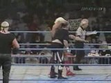 Ric Flair/Lex Luger vs. Terry Funk/Dustin Rhodes