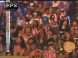 20090627 Ariel Lin: Golden Melody Award with Super Juniors