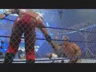 Chris Jericho And Edge Vs Rey Mysterio And Jeff Hardy P2