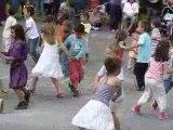 spectacle de danse de Chloé