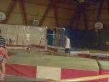 Fête de la gym - Garçons au Trampoline