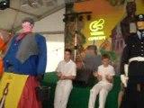 concour de danse de mini géant à Lorette remporter par le mini adrien