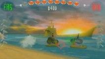 Rayman contre les lapins crétins - Trailer Wii