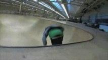 Warren Digne Team Rider Nomades Roller agressif
