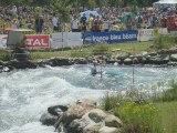 coupe du monde  slalom canoë et kayak pau 2009