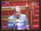 Antennes relais : ma question au Gouvernement