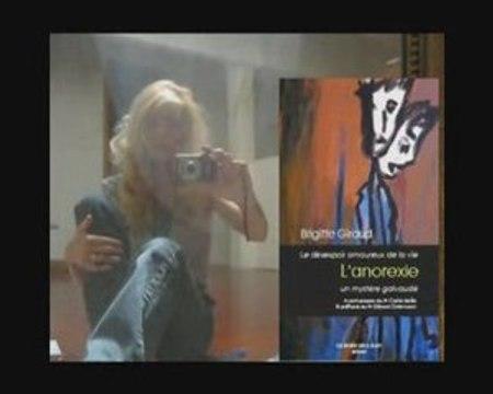 Brigitte Giraud, Désespoir amoureux, anorexie un mystère