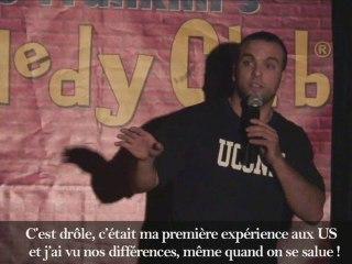 """""""De Saint-Denis à New-York""""2 Le Comte De Bouderbala"""