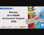 Election Reine du Carnaval Tropical de Paris 2009