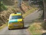 Rallye de Sauveterre 2009