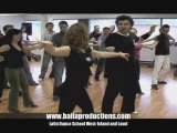 LAVAL Salsa Ballroom Swing Tango Dance Dips and Lifts