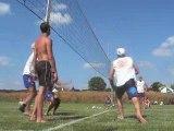 tournoi  volley ball chevigny st sauveur 2009-match1