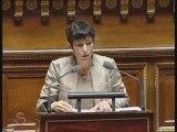 Intervention Sénatrice Virginie Klès 2 Décembre 2008