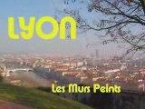 LYON et ses murs peints
