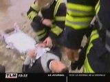 Lyon: Intervention des pompiers au parc Miribel Jonage