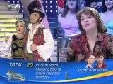 arsenie et aliona dansez pentru tine folclor (les notes)