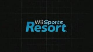 Wii Sports Resort E3 2009 Wii Motion Plus