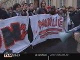 Lyon : Mobilisation de soutien aux enseignants chercheurs