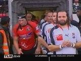 Rugby : Lou rugby - Oyonnax au Stade Villeurmet