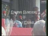 Interviews Aruna Dindane & Toifilou Maoulida