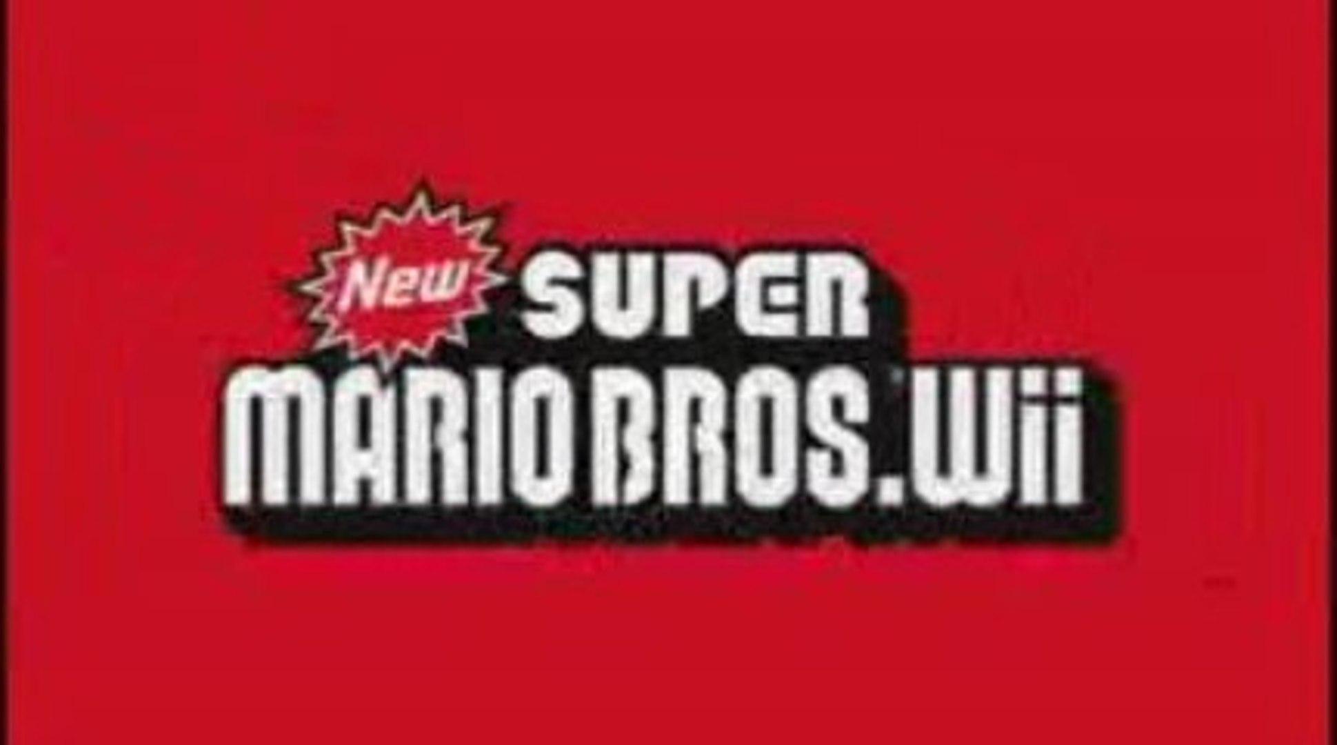 New Super Mario Bros. Wii - E3 2009 : Gameplay