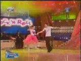 arsenie et aliona dansez pentru tine rock'n roll (dance)