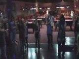 Souvenirs de l'après midi organisée avec les pré-ados et les adultes.samedi 27 juin 2009 - danse au bowling