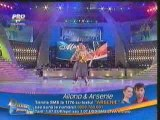 arsenie et aliona dansez pentru tine R&B 2 (la dance)