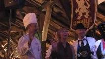 Cuisiniers de la Dombes : Bruno Levet et sylvie Lenôtre