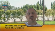 ROLLER HOCKEY - CHAMPIONNAT DU MONDE - Interview Bernard Seguy Fra/Ita