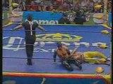 Alex Koslov vs Extreme Tiger, Alan Stone [AAA CRUISER]