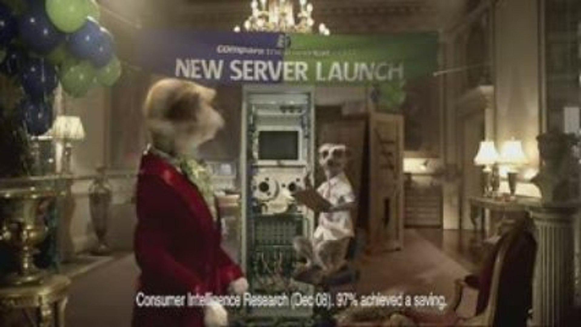 Compare the Meerkat TV Ad No 3