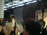 Cosplay de Tsuna sur la scène 100% Cosplay de la Japan Expo
