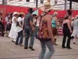 Festival de Tours Country & Bike Line danse 2009 07 04