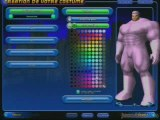 City of Heroes - 1/3 : Création des personnages