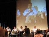 Yves Jégo aux ateliers Parti radical juillet 2009