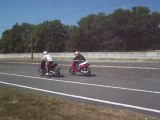Scooter power 2009 ! Stunt Lc Vs BoOst Lc MHR team