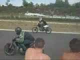 run salbris scooter week end unmotarddu45 vs adrienbeta
