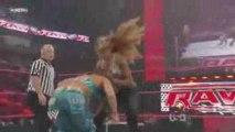 Alicia Fox & Maryse vs. Mickie James & Gail Kim