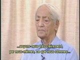 Krishnamurti: se libérer du conditionnement 4.4