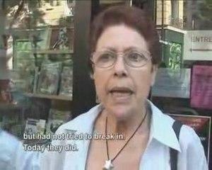 SORAL SAL FILS DE PORC retire cette vidéo de ton site La librairie Résistances saccagée par la LDJ