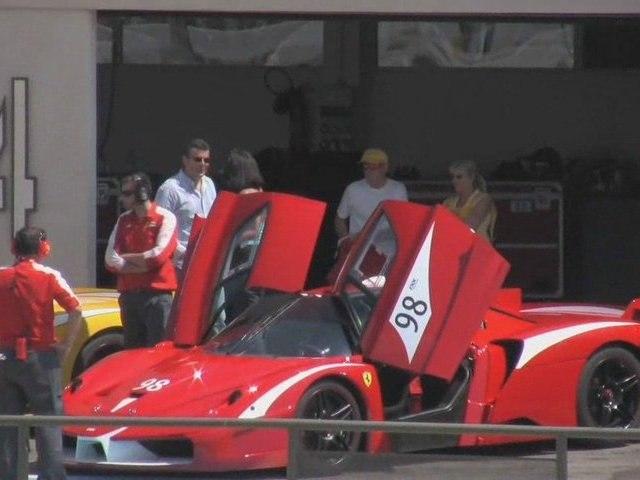 Ferrari Days - FXX Paul Ricard