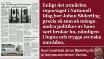 Bra reportage om Vännäs i Nationell Idag