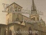 VILLEFRANCHE-SUR-SAÔNE Histoire, Patrimoine et Architecture