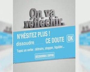 """Campagne Voyages-sncf.com """"N'hésitez plus!"""""""