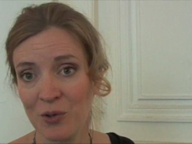 Interview de Madame Nathalie Kosciusko-Morizet