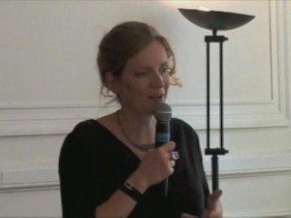 Nathalie Kosciusko-Morizet s'exprime