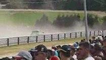 Rallycross de Lavaré 2009 - Finale B de Jonathan Pailler